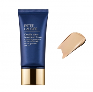 Estée Lauder Double Wear Maximum Cover Camouflage Makeup For Face And Body podkład kryjący SPF15 1N1 Ivory Nude 30ml