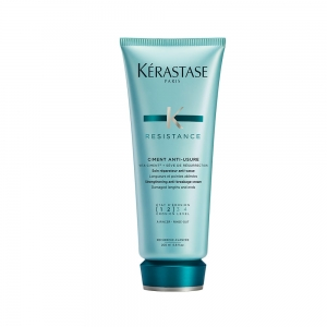 Kerastase Resistance Ciment Anti-Usure Strengthening Anti-Breakage Cream cement odbudowujący włosy Force 1-2 200ml